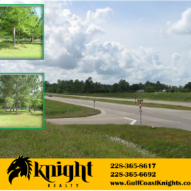 Land for Sale, Biloxi MS, Highway 67
