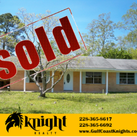 SOLD!  Only 12 Days on Market!